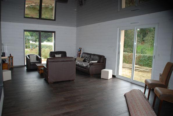 lambris rabote blanc devis gratuit travaux villeurbanne entreprise juuux. Black Bedroom Furniture Sets. Home Design Ideas